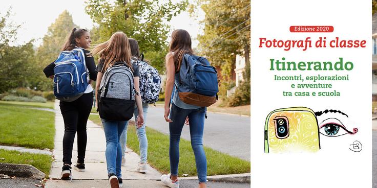 """Fotografi di classe 2020: """"Itinerando"""", la nuova edizione del concorso AIIG"""