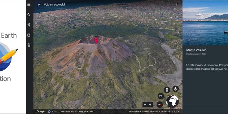 Gli strumenti digitali per la geografia - 8: Google Earth Education