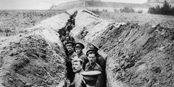 La Prima guerra mondiale e le lezioni della Storia