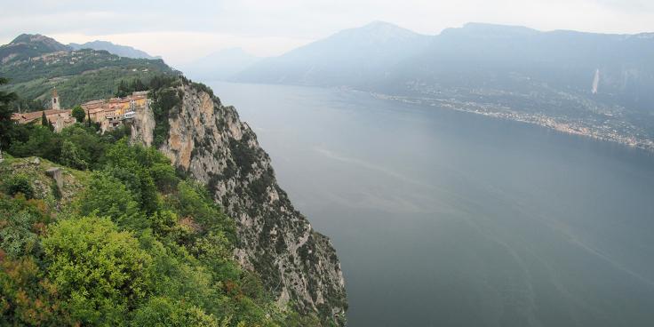 Atlarte, percorsi di Geografia e Arte: Klimt sul lago di Garda