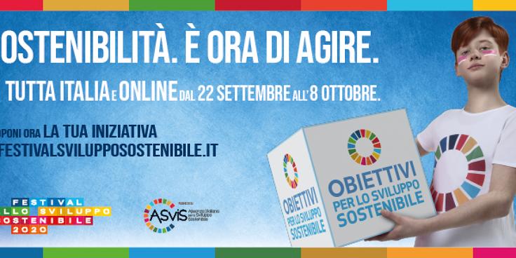 Il Festival dello sviluppo sostenibile 2020