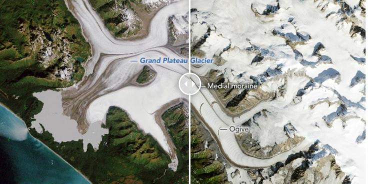 Scoprire i cambiamenti del clima e degli ambienti con il web
