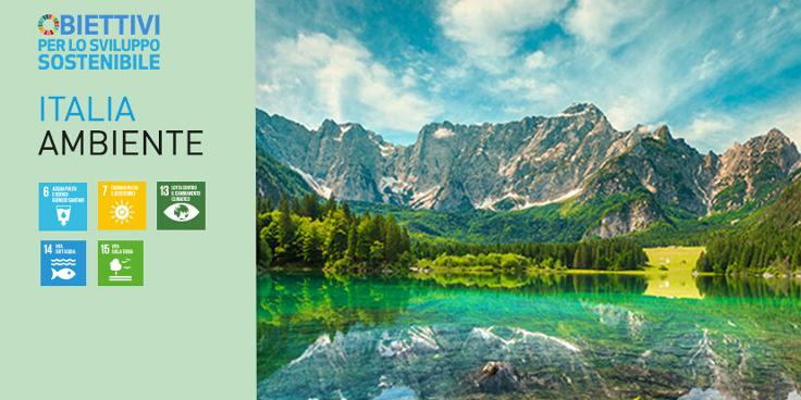 Agenda 2030 Italia - Gli obiettivi ambientali