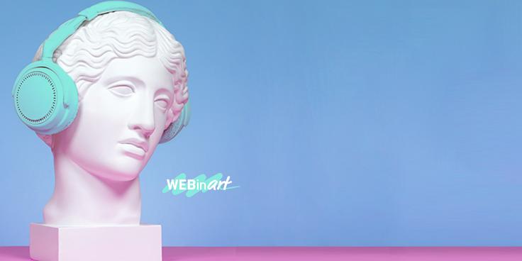 WEBinArt: tre conversazioni per la scuola di domani