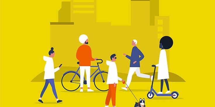 Warm city: strade e quartieri a misura d'uomo