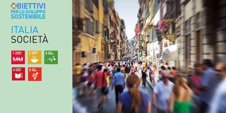 Agenda 2030 Italia - Gli obiettivi sociali