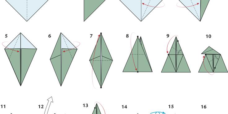 Origami inscritti e circoscritti