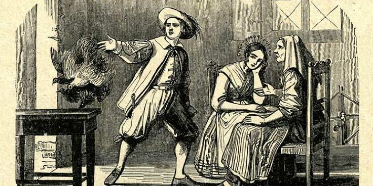 Manzoni e le arti figurative: le illustrazioni de I Promessi sposi
