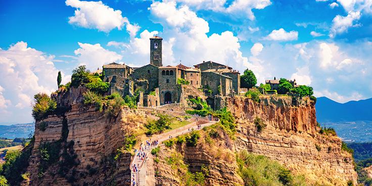 Viva l'Italia: risorse digitali per scoprire le  bellezze nascoste