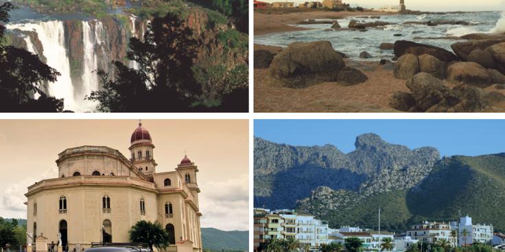 Mete esotiche? 5 luoghi da sogno, in lingua spagnola!