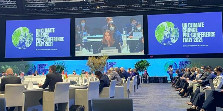 Negoziati sul clima: scopriamo cosa è successo a Youth4climate e PreCOP26