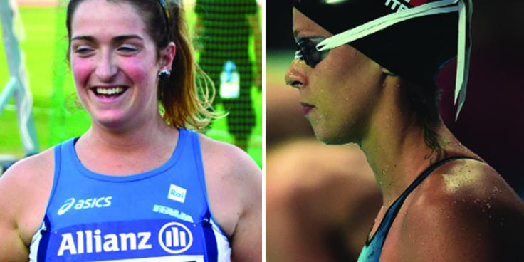 Scienze motorie/ Conosci le atlete portabandiera di Rio 2016 ?