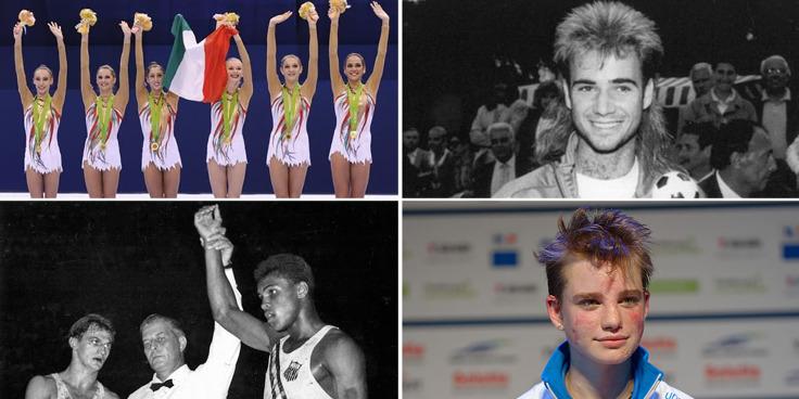 I sogni, gli ostacoli, la determinazione. La vita dei grandi sportivi da far leggere ai nostri studenti.