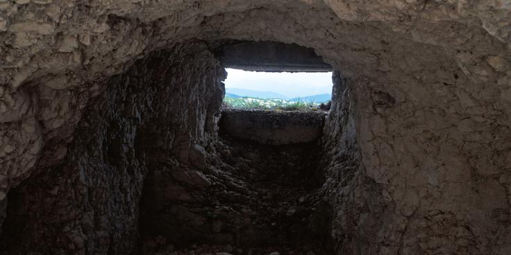 Il luogo del mese: il Monte Ortigara
