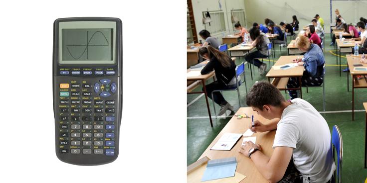 Confermato l'uso delle calcolatrici grafiche nella seconda prova scritta dell'esame di Stato 2019