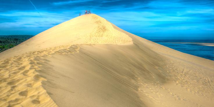 Il luogo del mese: la duna più alta d'Europa