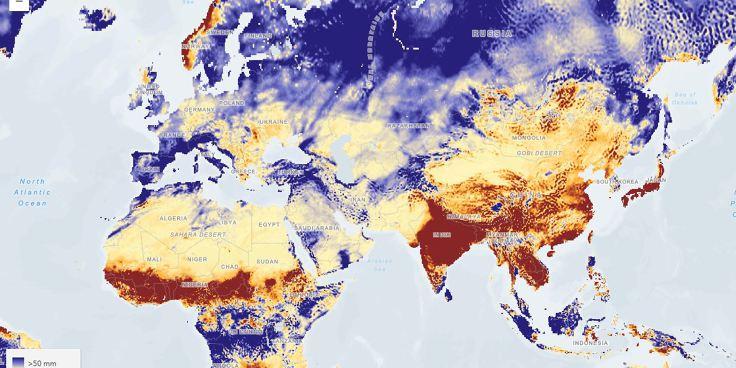 Gli strumenti digitali per la geografia - 4: Water Balance