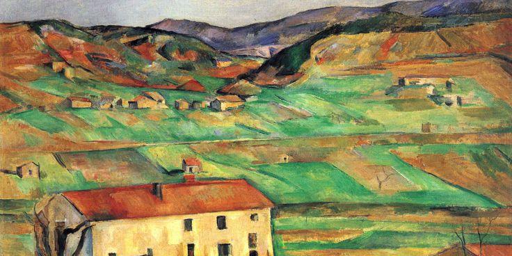 Atlarte, percorsi di Geografia e Arte: la Provenza di Cézanne