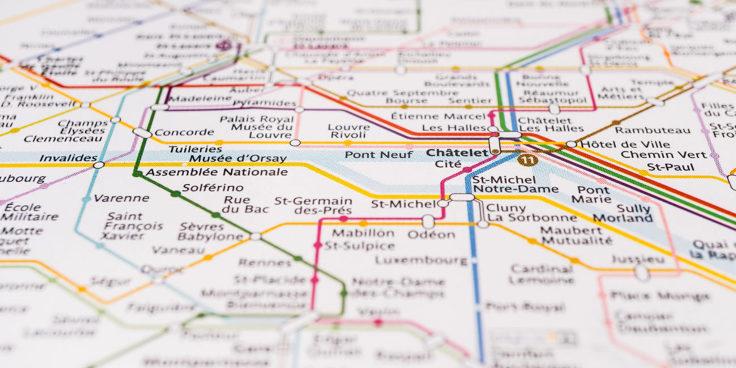 Geometrie metropolitane: prepara i compiti delle vacanze con le mappe!