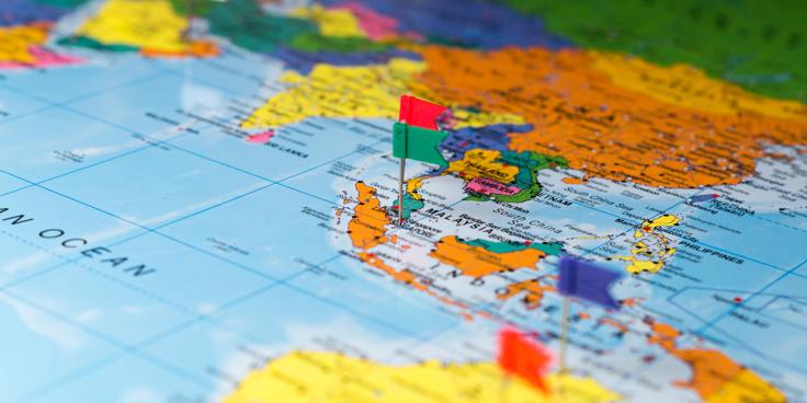 A caccia di curiosità: Paesi da record