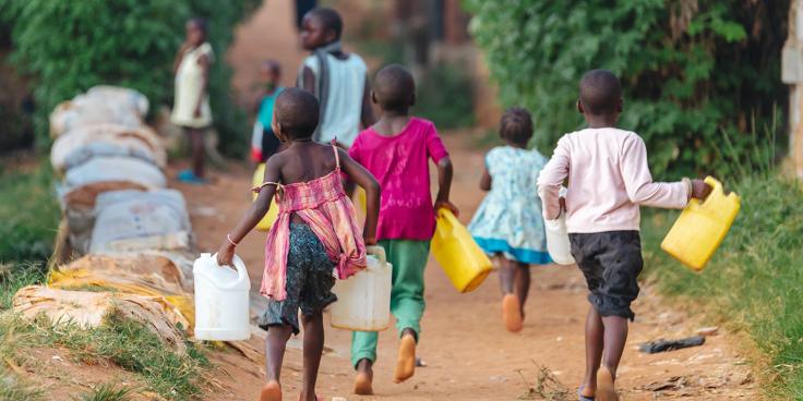 Agenda 2030 - Goal 1: Sconfiggere la povertà