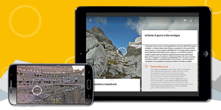 Il mondo in classe: tour di geografia immersiva con Google Esplorazioni